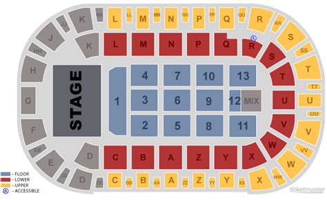 toyota center 3d seating chart seating chart toyota center toyota center kennewick
