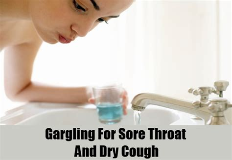 cough and sore throat home remedies