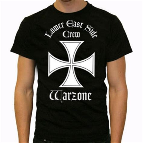 Warzone T Shirt warzone lower east side t shirt