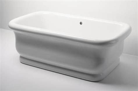Oversized Freestanding Tub 10 Easy Pieces Classic Freestanding Bathtubs Remodelista