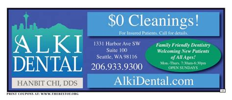 comfort dental federal way seattle area coupons the best of publications