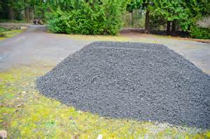 2 Yards Of Gravel 1 Yard Of Gravel Coverage Home Improvement
