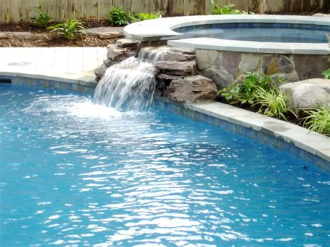 inground pool with waterfall 20 exquisite waterfalls designs for pools inground