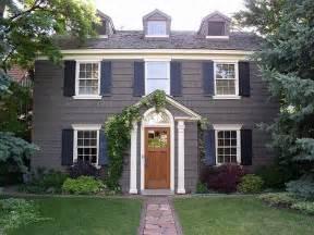 colonial house my little dream home pinterest dark