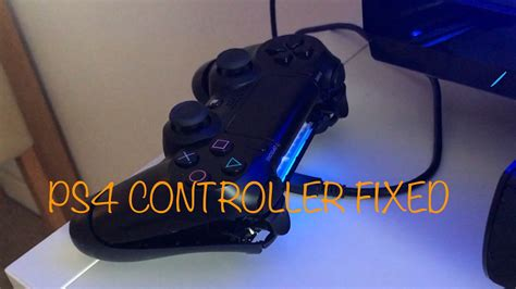 ps4 controller orange light ps4 controller blue orange light connecting