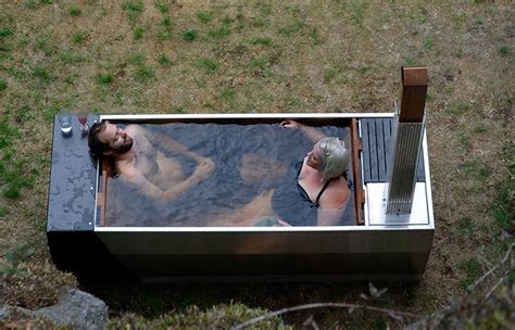 wood fired bathtub soak wood fired hot tub