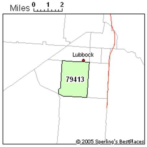zip code map lubbock best place to live in lubbock zip 79413 texas