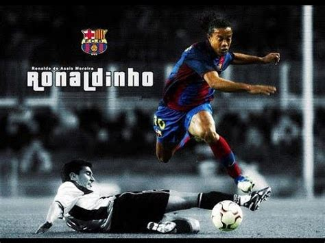 best of ronaldinho ronaldinho gaucho top 5 jugadas imposibles hd the best