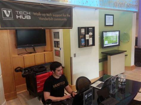 Vanderbilt Help Desk by Vuit Launches Tech Hub Pilot For Walk Up Support