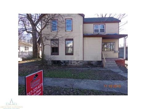 houses for sale in mason mi 339 w center st mason michigan 48854 detailed property info foreclosure homes