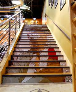 Stairs Artist by Pics Photos Stair Art
