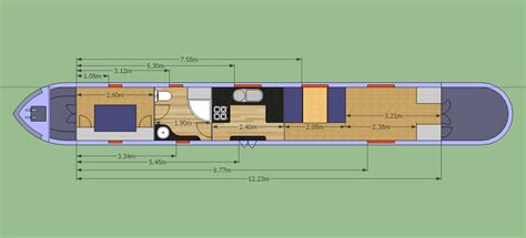 wooden narrowboat plans   build  amazing diy woodworking projects wood work
