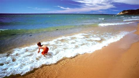 friendly beaches in michigan kid friendly summer activities in traverse city mi