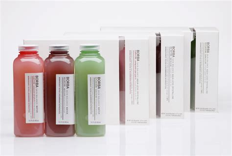 Borba Drinkable Skin Care by Borba Skin Balance The Dieline Packaging Branding