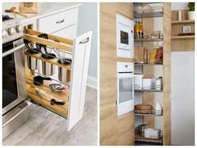 Superbe Petit Meuble A Tiroir #4: astuce-rangement-cuisine-meuble-etroit-et-haut-1024x768.jpg