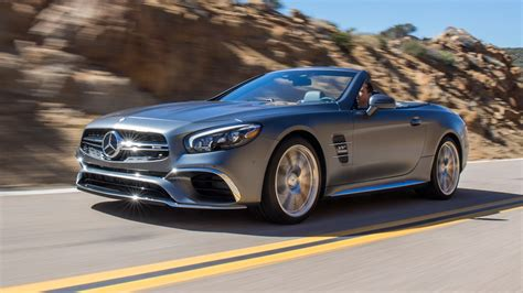 Mercedes Amg Sl 65 by Mercedes Amg Sl65 2016 Review Car Magazine