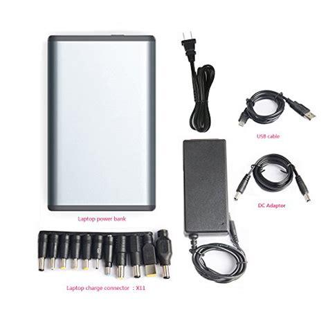 Power Bank Toshiba maxoak 50000mah 6 port 5 12 20v portable charger external