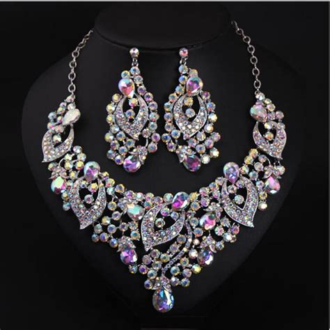how to make expensive jewelry expensive luxuyry colorful bridal jewelry with