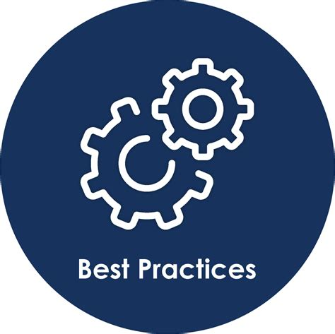 icon design best practices knowledge vault fenway group