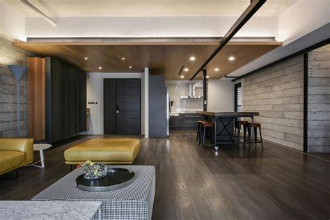 home interior design contemporary loft by aya living