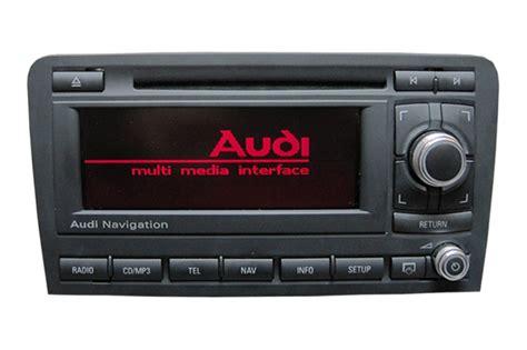 Audi Navigation by Audi A4 B6 Navigation Defekt Navi Reparatur
