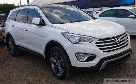 Santa Fe Hyundai 2016 by Hyundai Santa F 233 2016 Chega 224 S Concession 225 Rias Do Brasil