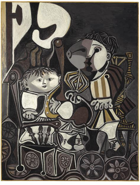 picasso paintings for sale by granddaughter high estimates fail at christie s jan krugier evening sale