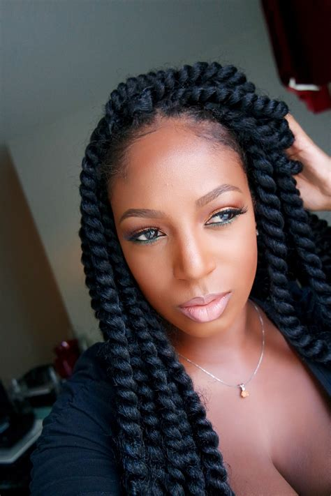 corn rolls croshet hairstyle passionfruit and crochet braids sincerelytriciamichelle
