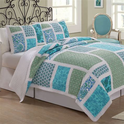 American Traditions Belfast Quilt Set Coverlets Quilts
