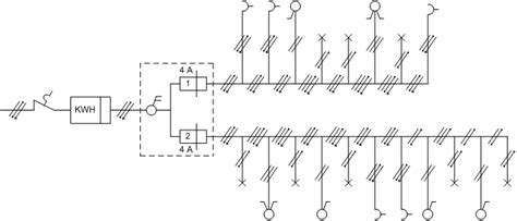 100 wiring diagram instalasi rumah sederhana panel