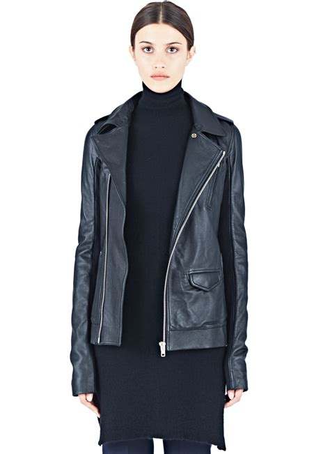 Jaket None womens leather jacket jacket to