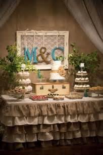 Cakes burlap lace wedding centerpieces lace burlap wedding decor ideas