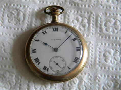 antique marlboro pocket 7 runs relic watches