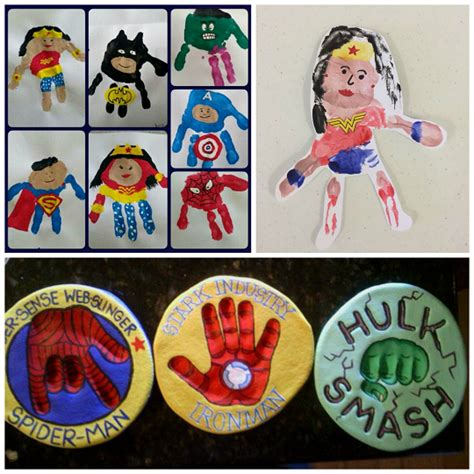 56 s day arts and amazing handprint crafts for crafty