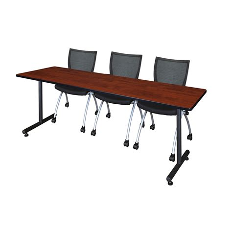 24 x 84 table 84 quot x 24 quot table cherry 3 apprentice
