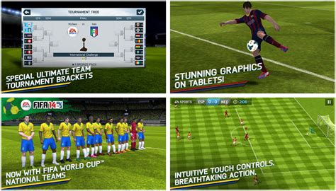 fifa 14 android ea sports fifa 14 1 3 6 apk hd football android wagambo