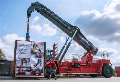 design online kalmar kalmar super gloria pulls off record breaking lift