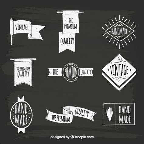 Handmade Quality - handmade quality badges vector free