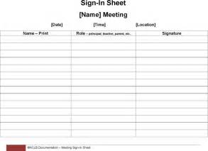 download meeting sign in sheet for free formxls