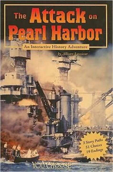 attack on pearl harbor history the attack on pearl harbor an interactive history