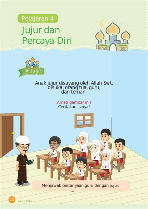 Senang Belajar Agama Islam Untuk Sd Kelas 3 Jld 3 pendidikan agama islam dan budi pekerti bse kelas 1 sd kurikulum 2013