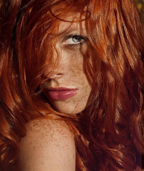 red headed woman freckles freckles by red head madness on deviantart