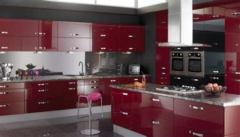 black and red kitchen ideas black white and red kitchens white and black kitchen designs black nurani