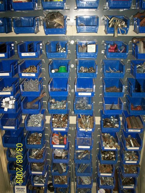 Garage Nuts And Bolts Storage Ideas 17 Best Images About Garage Organization On