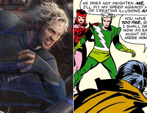 quicksilver movie trivia quicksilver pietro maximoff the avengers first comic