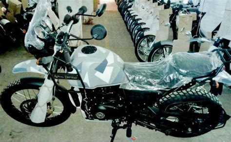 Bike Modification In East Delhi by Royal Enfield Himalayan Camouflage Edition To Be Launched