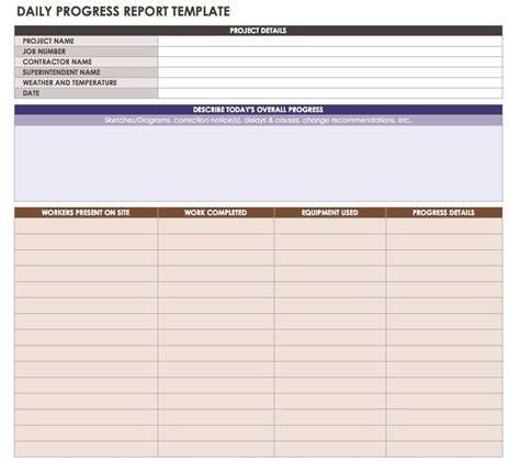Engineering Progress Report Exle