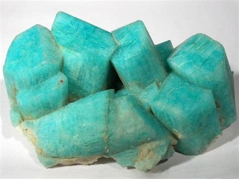 Crystals and Gemstones: Amazonite   A soothing stone that