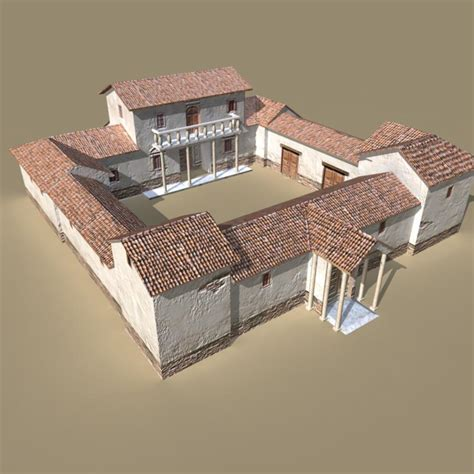 3d Home Interior Design Online Free by How To Draw Roman Villa
