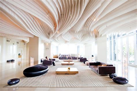 Innovative Design Hotel Lobby Bars Hton Interior Design